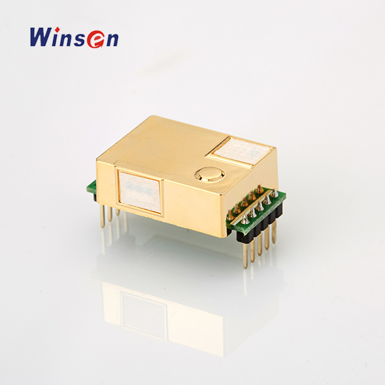 Air Conditioner Parts Infrared Carbon Dioxide Sensor Mh-z19b Co2 Sensor Module